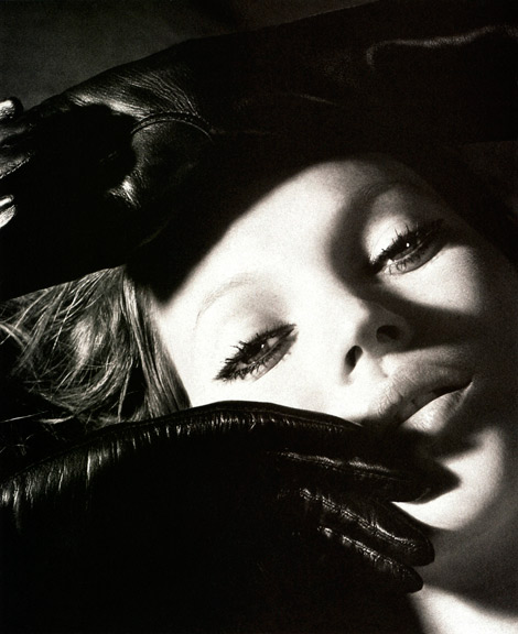 Leather Gloves: Kate Moss. Pop magazine S/S 2003