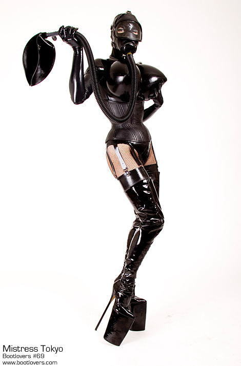 Bootlovers.com #69 Preview: Another Mistress Tokyo tease!