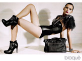 Boot Fashion: Andrea Abrego for Blaquè. F/W Campaign, 2010.