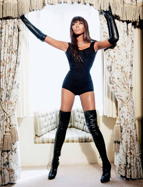 Thigh Boots Opera Gloves
