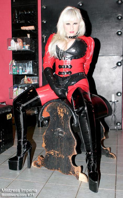 Bootloverscom 71 Preview Mistress Imperias Patent -4588