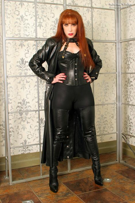 Bootlovers.com #76 Preview: Mistress Sabrina Winter.